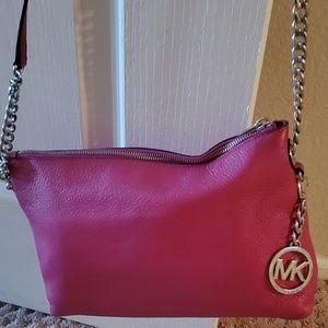 Michael Kors Pink Shoulder Bag
